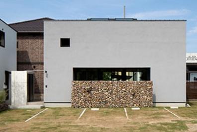 「Natureスペース」土間の家